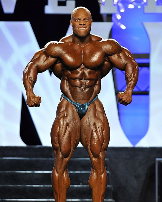 Phil Heath | Mr olympia 2011